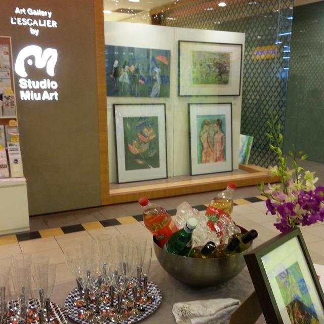 exhibit Studio Miu 2