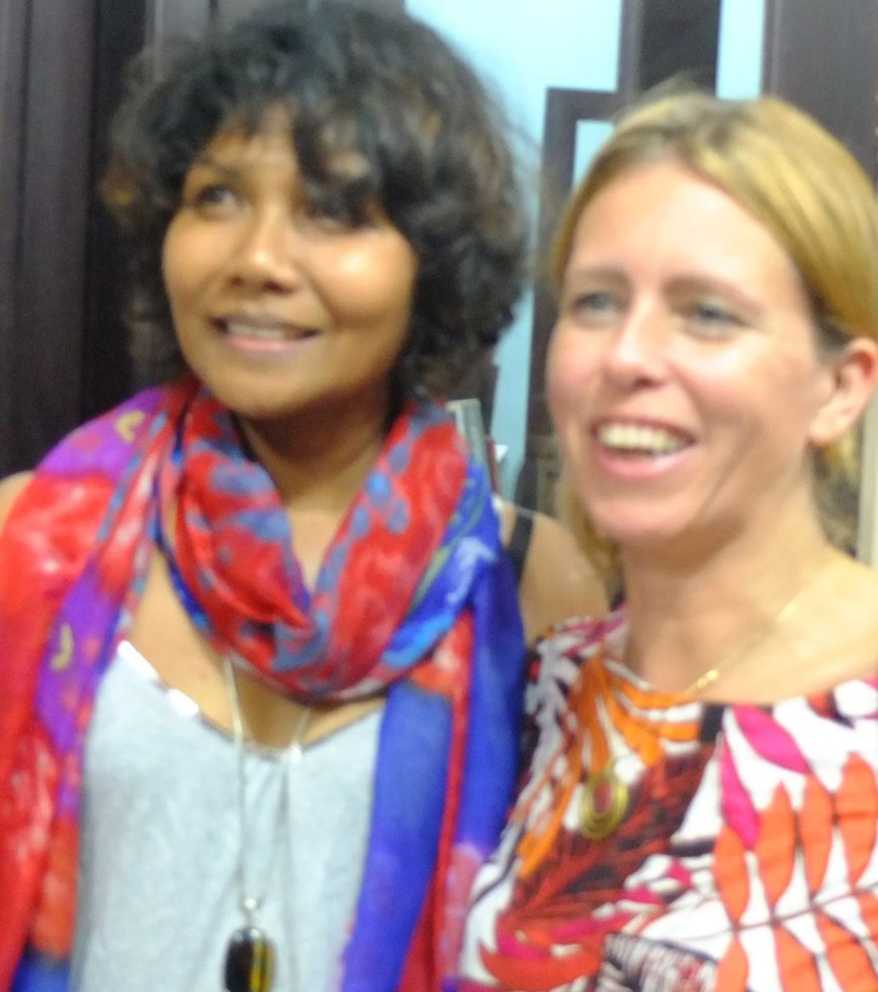 Sani och Jag art trip 2013