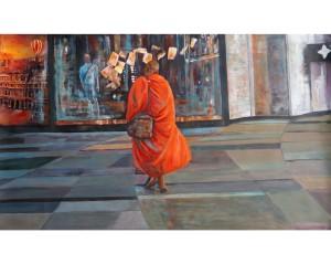 Photo UOB monk