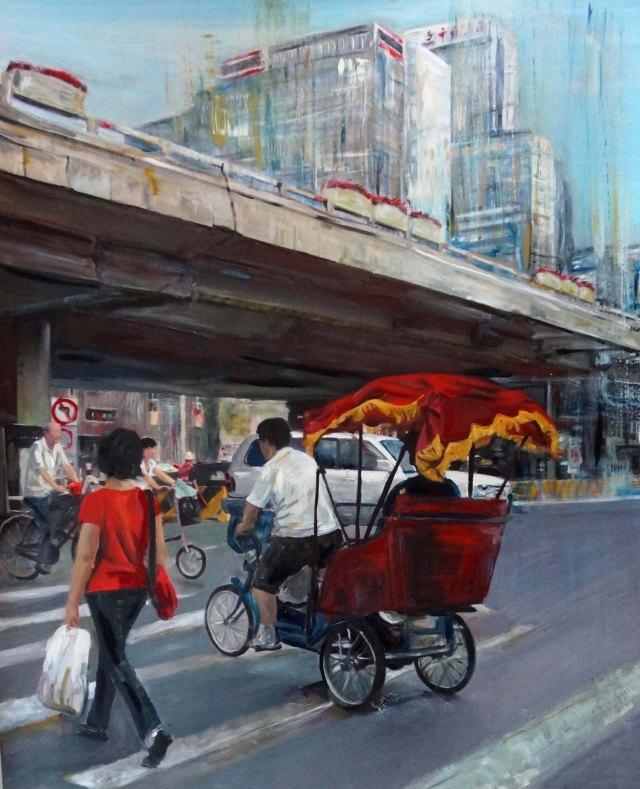 Transport China tales